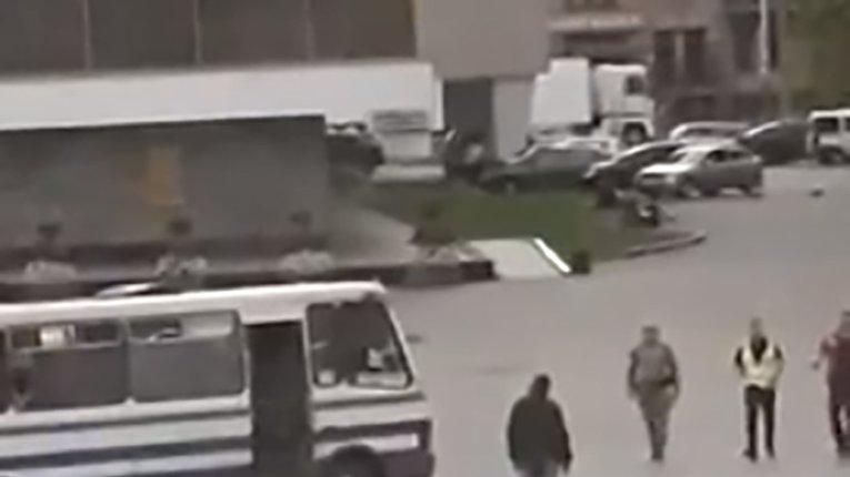«Луцький терорист» чекав, поки його затримають правоохоронці як у «17 миттєвостей весни»