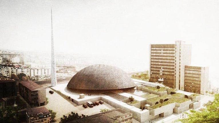 Не Святою Софією єдиною: уряд Туреччини фінансує спорудження великої мечеті у... Косово