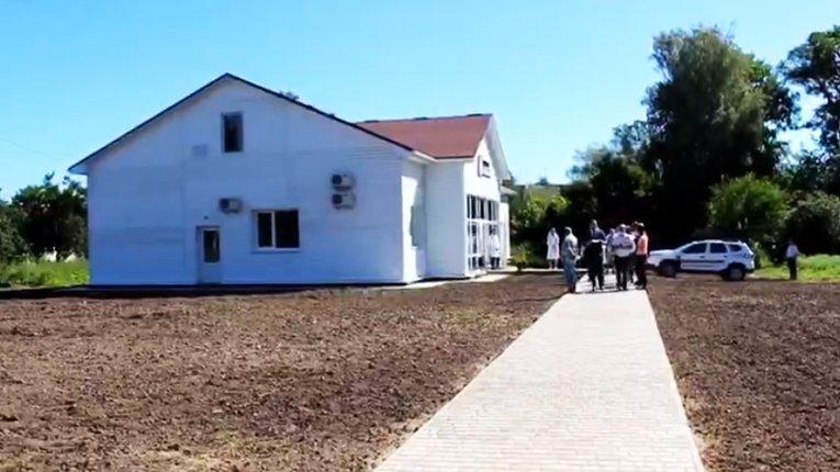 У Гадяцькому районі відкрили 3 нові амбулаторії