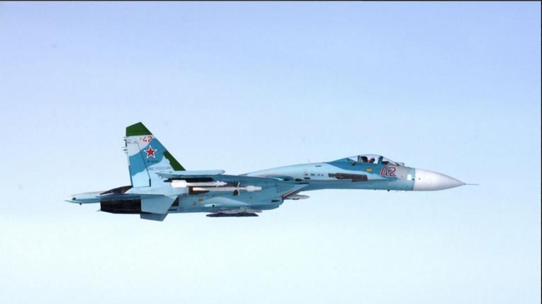 Військові винищувачі СУ-27