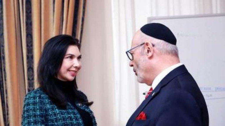 Ізраїльський посол допомагатиме вітчизняній поліції боротися з антисемітизмом в Україні