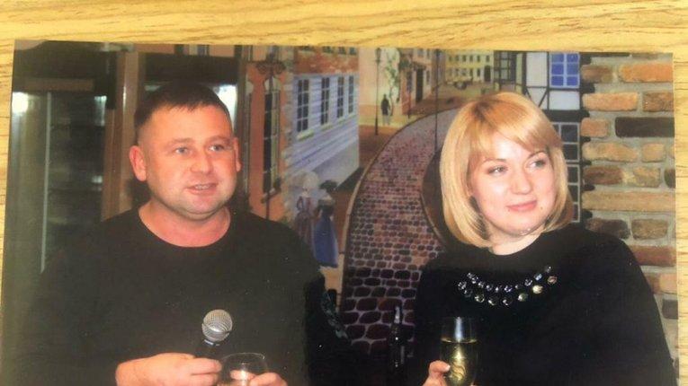 Віталій Деркаченко (ліворуч)