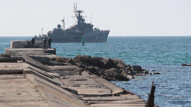 Державна ОГХК відправила продукцію в окупований Крим