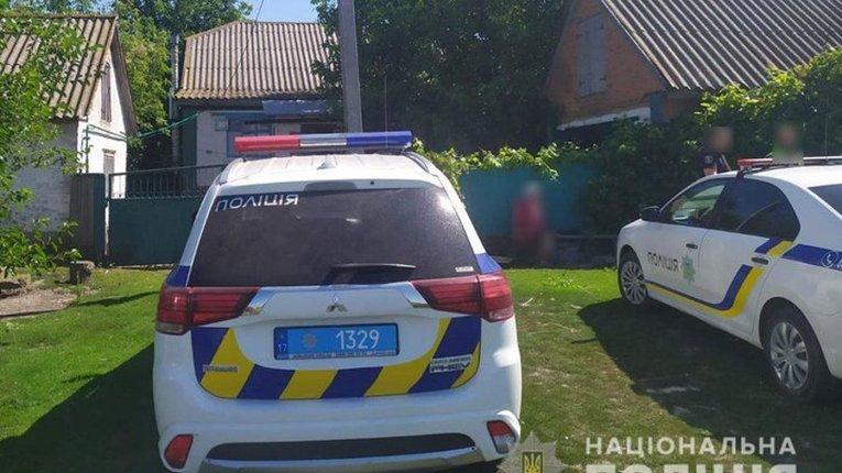 На Полтавщині чоловік погрожував підірвати дружину й тещу