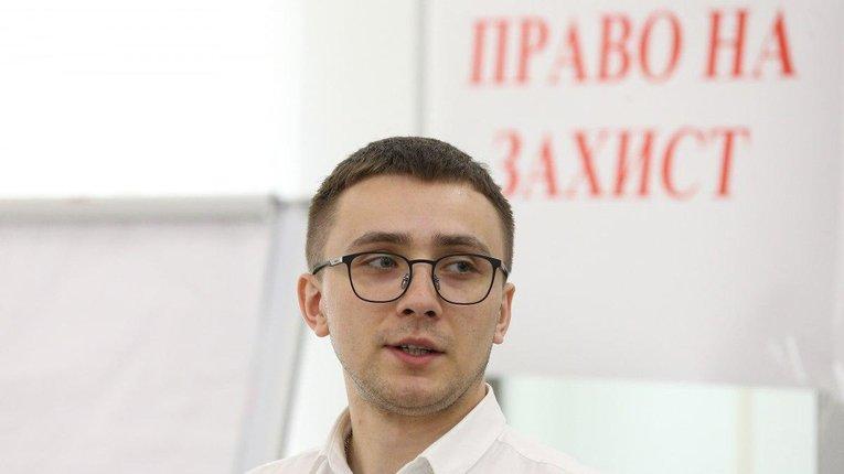 Суд змінив запобіжний захід активісту Стерненку