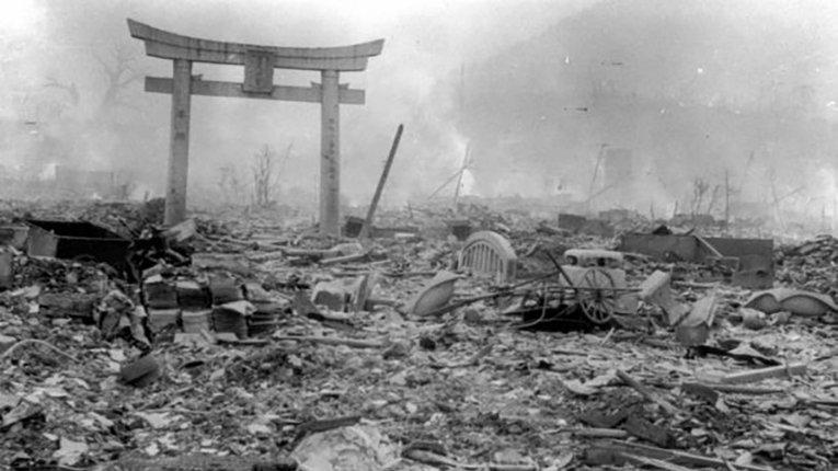 Цей день в історії: ядерне бомбардуванняНаґасакі