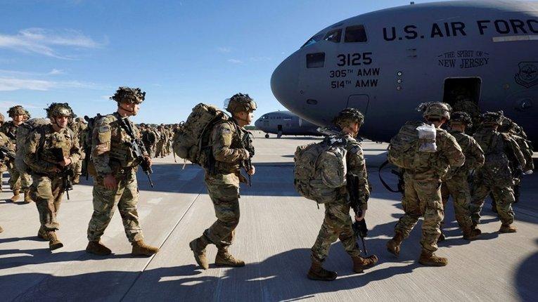 В Пентагоні пояснили передислокацію американських військ в Європі