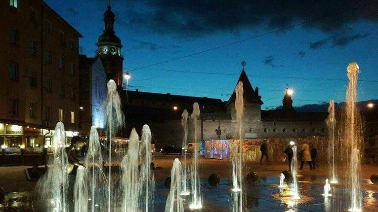Мешканці Львова обурені неадекватною поведінкою 40-річного чоловіка