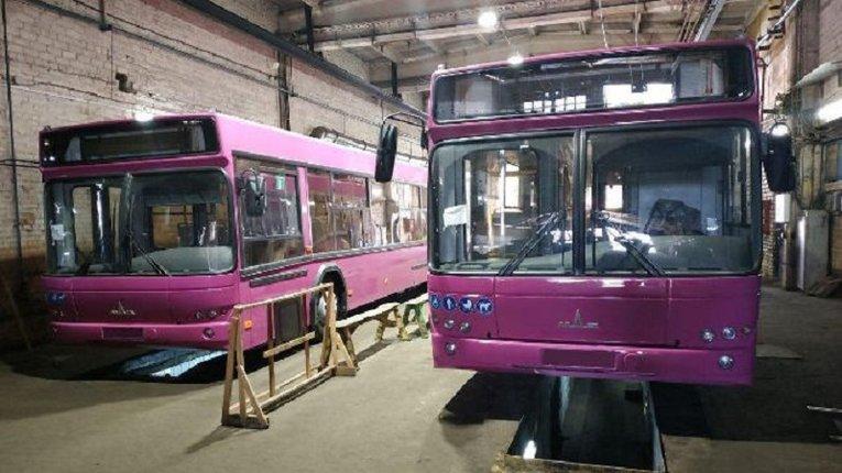 Через протести у Білорусі мешканці Кременчука не можуть отримати нові тролейбуси