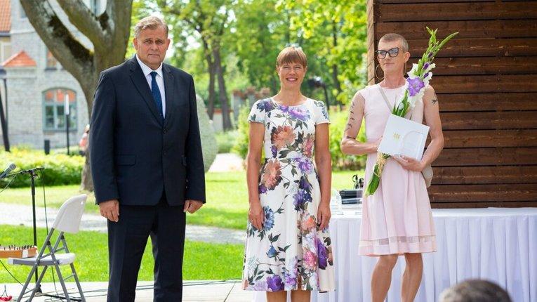 В Естонії письменник-фемініст спричинив скандал державного рівня