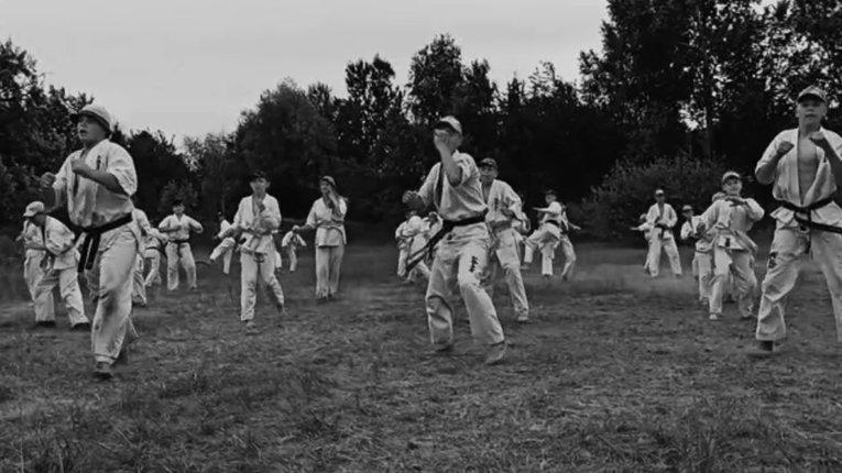 Бойові мистецтва гартують тіло і дух дітей Полтавщини