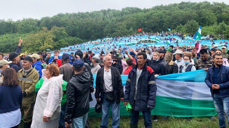 Силові структури РФ полюють на протестувальників у Башкортостані