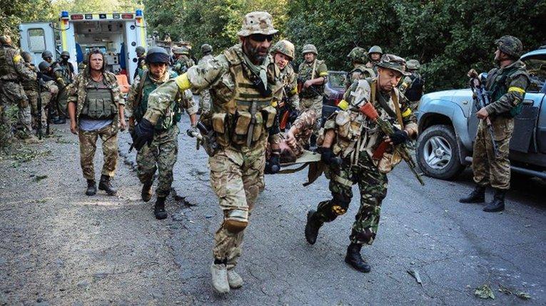 Цей день в історії: геройський Чин українського війська під Іловайськом