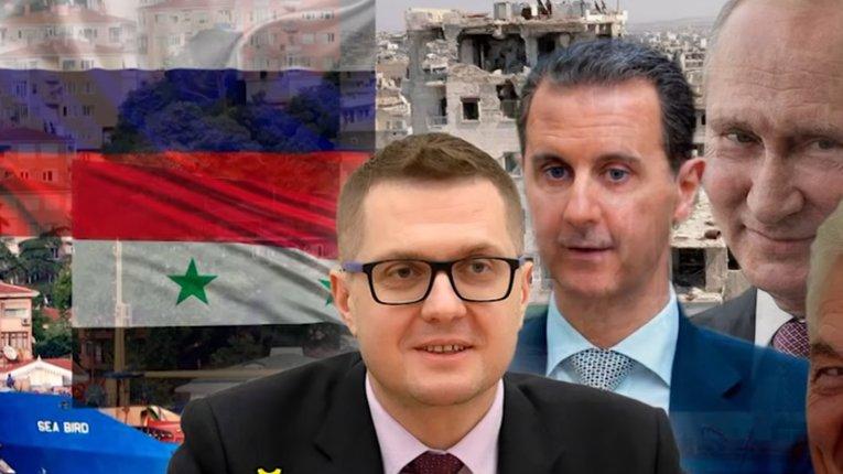 Сирійські фосфати для України продає олігарх із клану Путіна