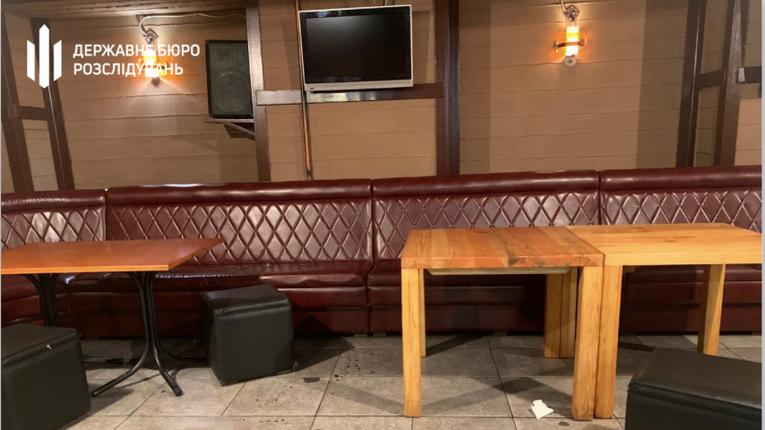На Харківщині працівник СБУ влаштував п'яну стрілянину у розважальному закладі–ДБР