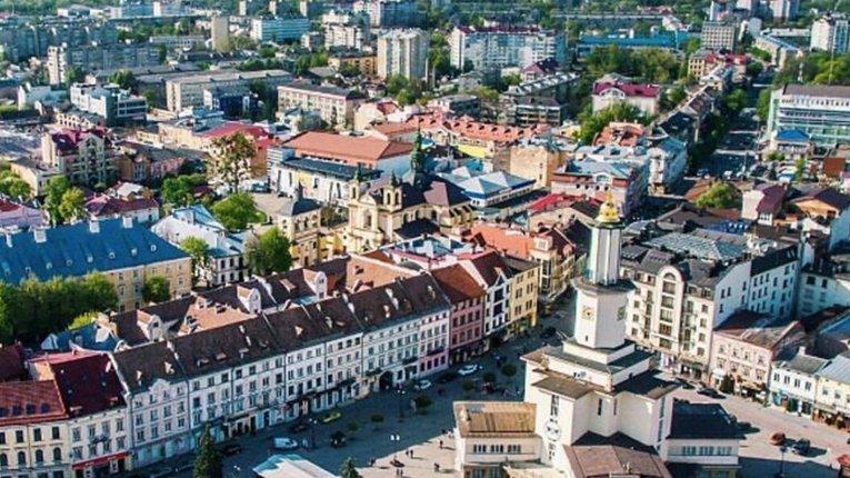 Найкращим українським містом для ведення бізнесу є Івано-Франківськ