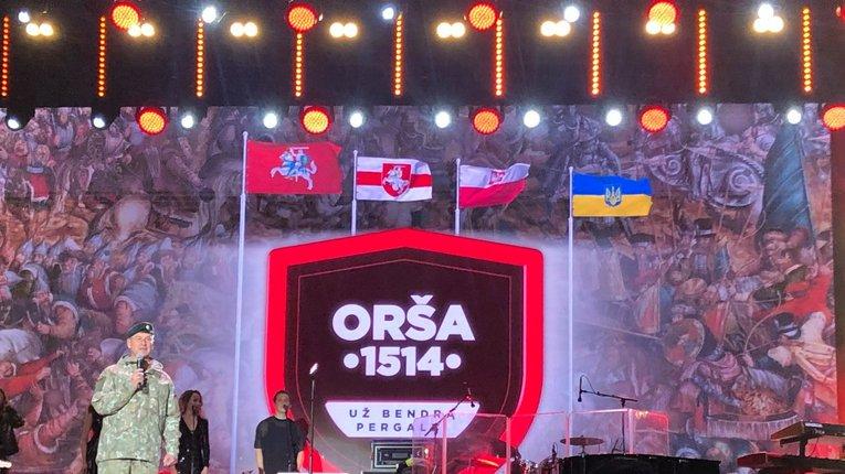 Без українців, не можливо здолати Москву! — Литва вшанувала героївОршанськоїбитви