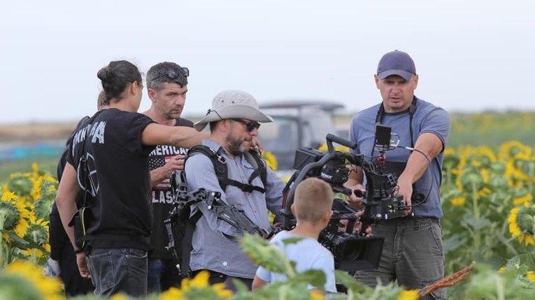 Олег Сенцов оголосив прозйомкисвого нового фільму