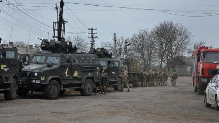 На Луганщині оголосили антитерористичні навчання