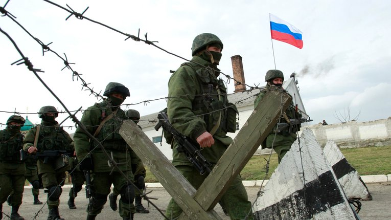 У Раді хочуть карати за визнання анексії Криму та заперечення Голодомору