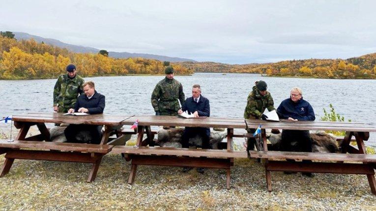 На шляху до Арктичного військового блоку
