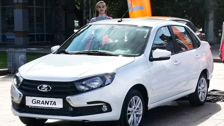 Попри війну запорізький ЗАЗ збирає нові моделі російської «Лади»