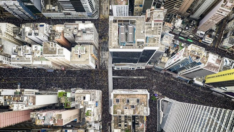Визначено найкращі фото 2020 року, зняті з дрона