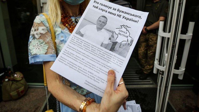 Українофоб Бужанський ніяк не відчепиться від мови