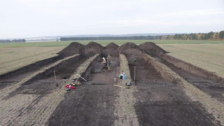 Нові археологічні знахідки виявлено у Котелевському районі
