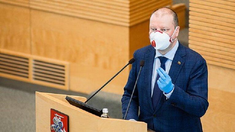 У Литві заговорили про поновлення суворого карантину