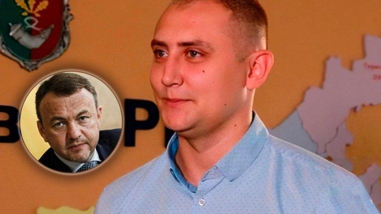 Криворізький прокурор Олексій Пипка
