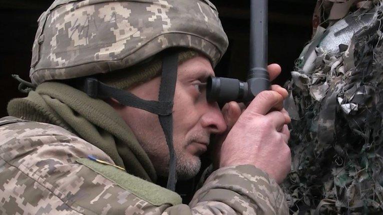 Бойовики обстріляли українських військових поблизу Водяного, – вогонь у відповідь не відкривали