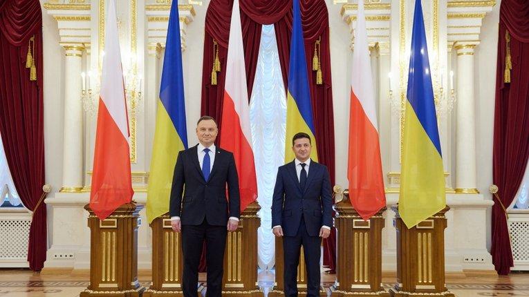 Президент Польщі виступив за продовження санкцій проти Росії через окупацію Криму