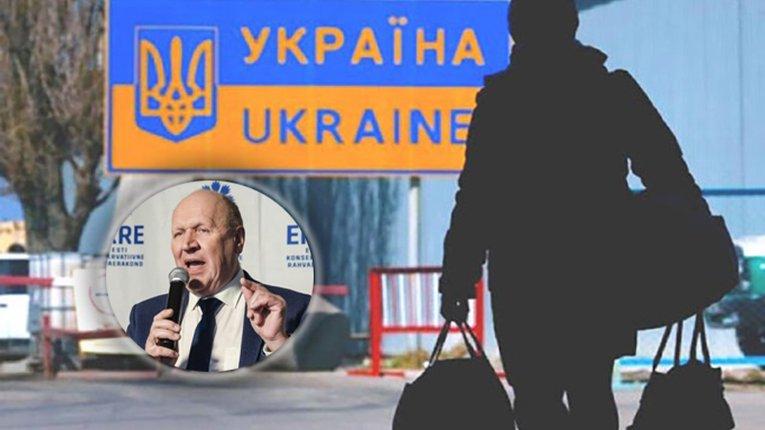 Очільник МВС Естонії різко висловився щодо українських заробітчан