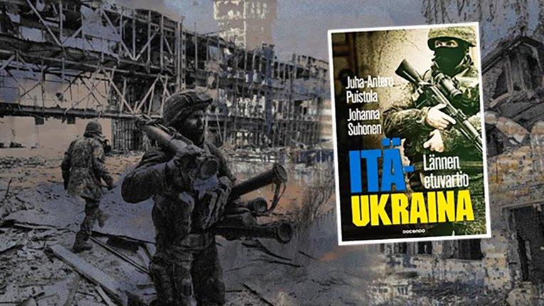 У Фінляндії видали книгу про російську агресію в Україні