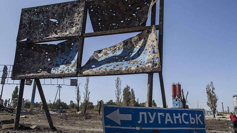 Майже половина українців не підтримують «вільну зону» для Донеччини та Луганщини