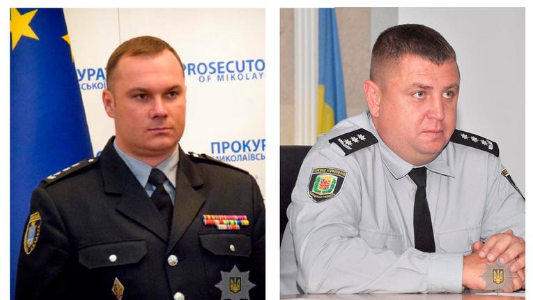 Іван Вигівський і Сергій Бейгул