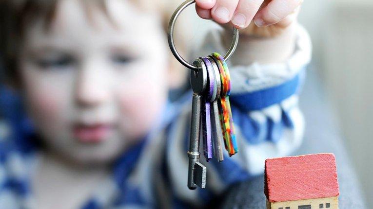 Уряд виділив понад 24 мільйони гривень на житло для дітей-сиріт Полтавщини