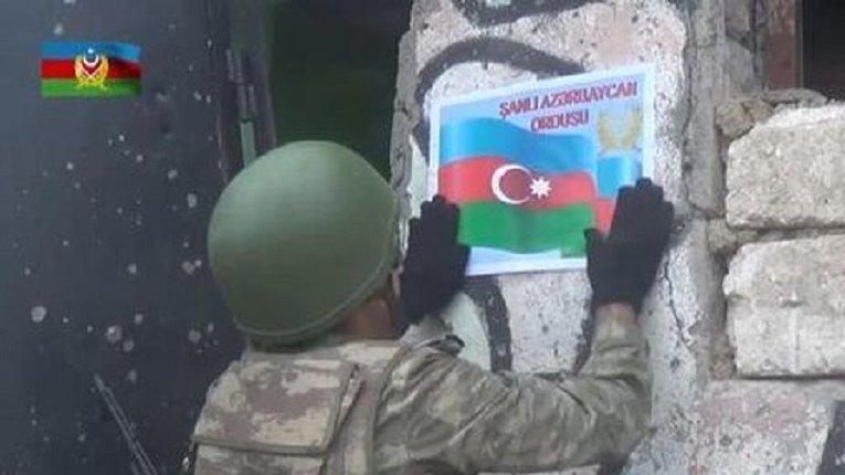 Звільнення Карабаху від вірменських окупантів