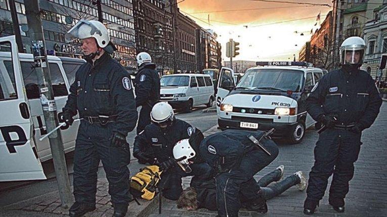 Правоохоронці Фінляндії оголосили «полювання на відьом»