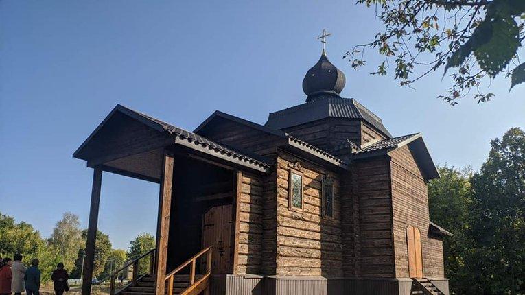 Одній із парафій ПЦУ віддали земельну ділянку на Чернігівщині