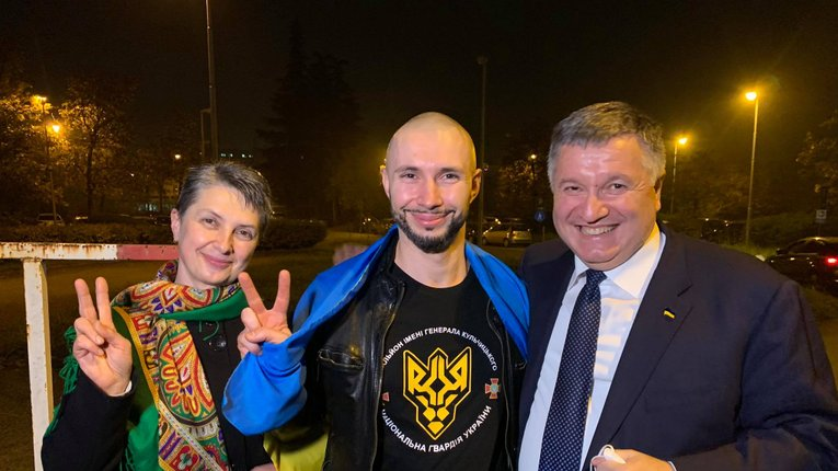 Аваков влаштував собі і Зеленському піар на звільненні нацгвардійця Марківа