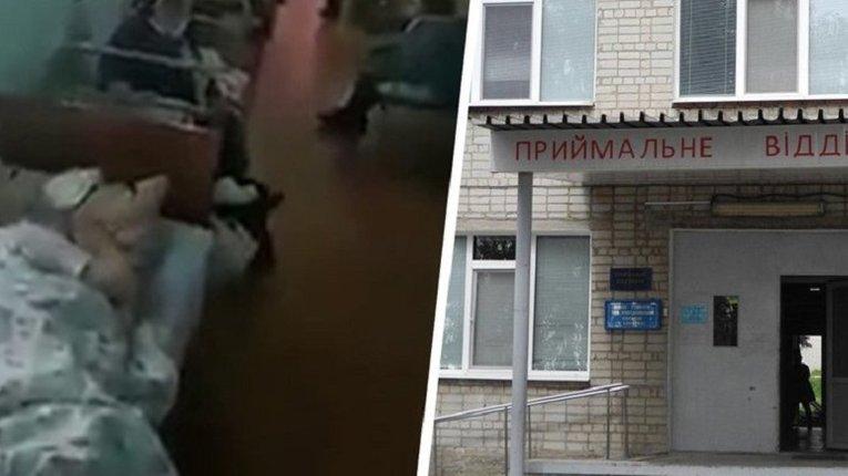 Українські лікарні не витримують коронавірусного навантаження