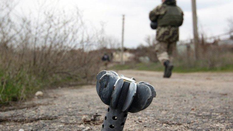 Бойовики на Донбасі встановлюють міни та інженерне обладнання – ГУР