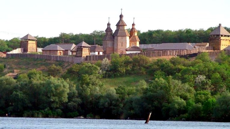Хортицька Січ була справжнім європейським містом