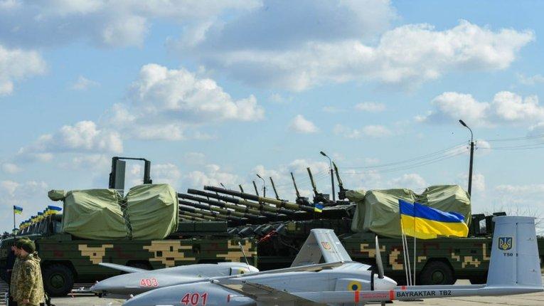 Турецька зброя може допомогти Україні відновити контроль над ОРДЛО