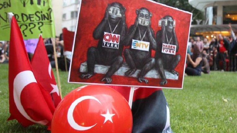 Ердоган посилює державну цензуру і контроль за ЗМІ