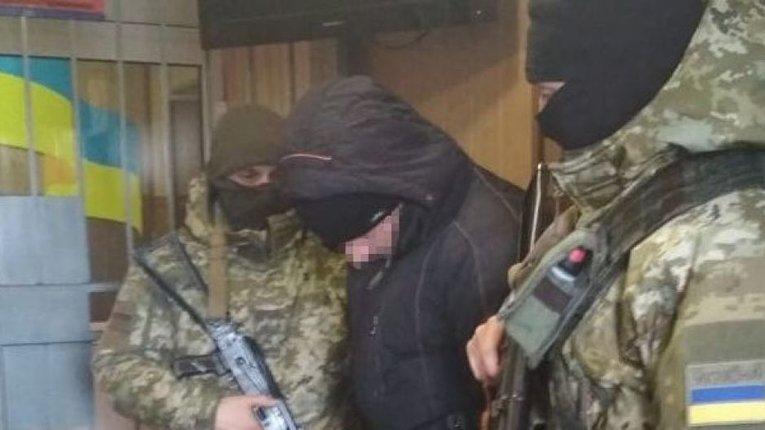 На Донбасі затримали російських окупантів