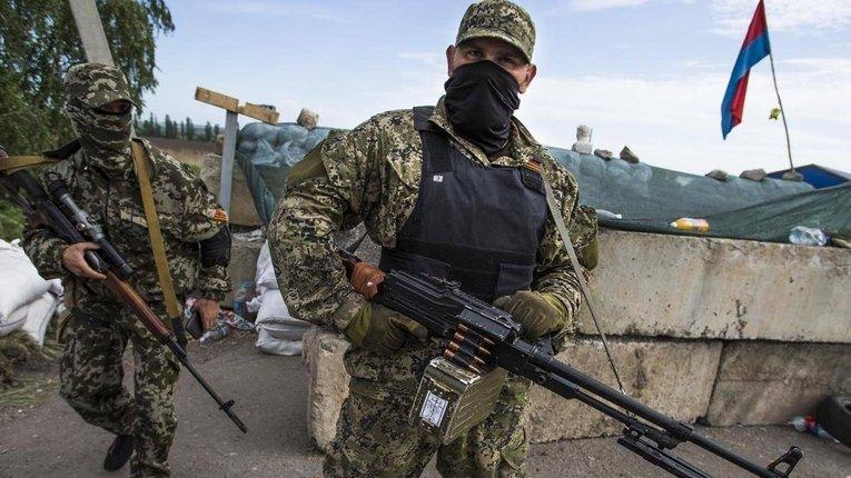 Бойовики обстріляли військових ЗСУ з гранатомета