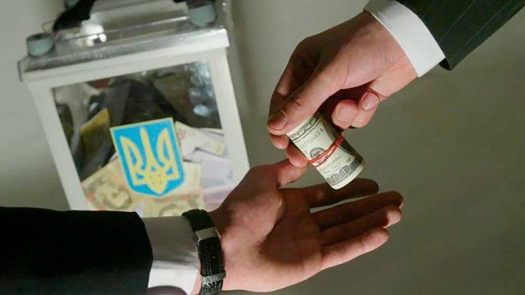 На Полтавщині фіксують численні факти підкупу виборців